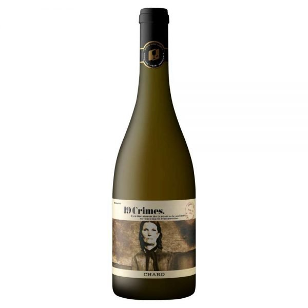 19 Crimes Chardonnay White Wine