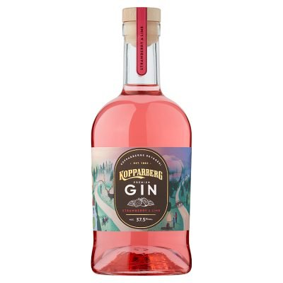 Kopparberg Gin Strawberry and Lime