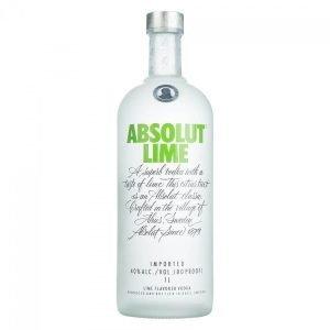 Absolut Lime Vodka 70cl