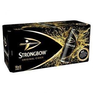 Strongbow 10 x 440ml