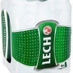 LECH Polish Premium Beer 4 X 500ml