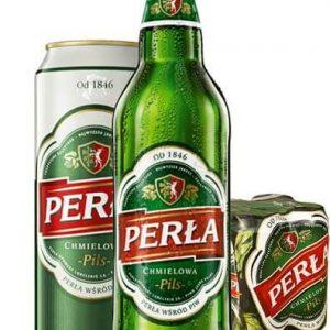 Perla Polish Beer 4 Pack