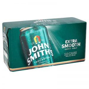 John Smith's Extra Smooth Ale Cans 10 x 440ml