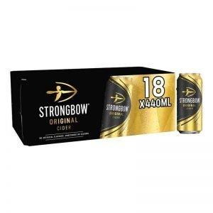 Strongbow Original Cider 18 x 440ml