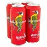 Woodpecker Cider 4x500ml