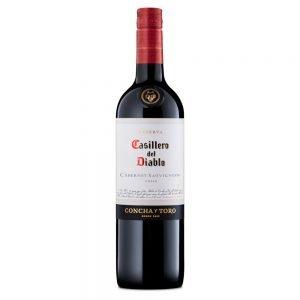 Casillero Del Diablo Cabernet Sauvignon Red Wine