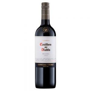 Casillero Del Diablo Malbec Red Wine