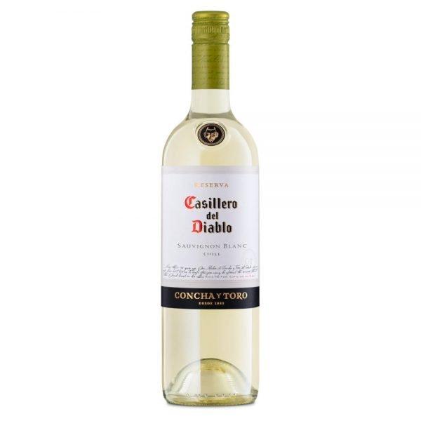 Casillero Del Diablo Reserva Sauvignon Blanc White Wine 75cl