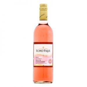 Echo Falls White Zinfandel Rose Wine 75cl