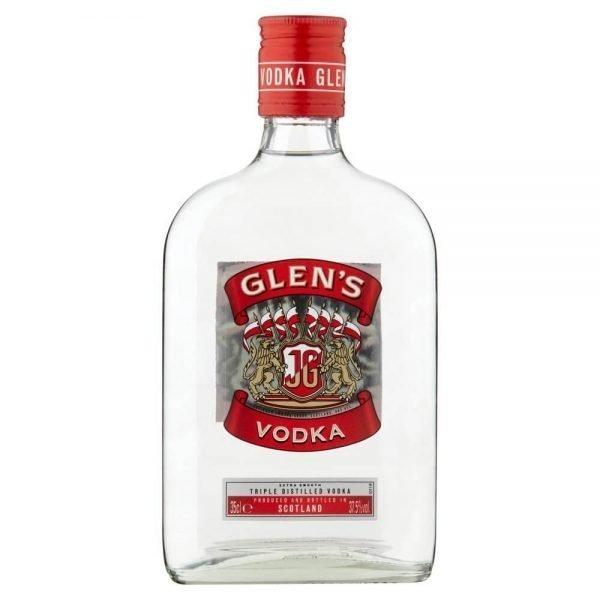 Glens Vodka 35cl
