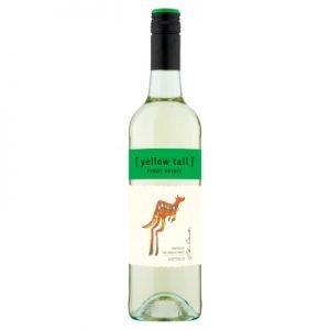 Yellow Tail Pinot Grigio White Wine