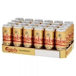 Carlsberg Special Brew Beer 24 x 500ml