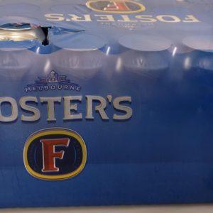 Foster's 440ml x 24