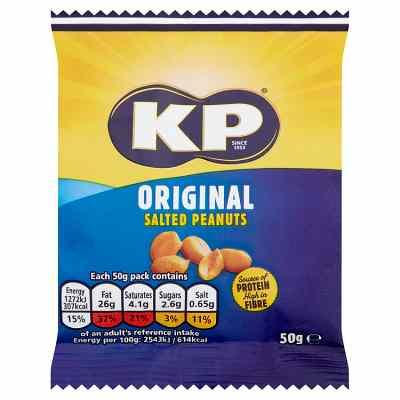 KP Nuts original