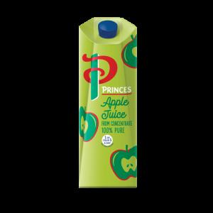 Princes 100% Pure Apple Juice 1L