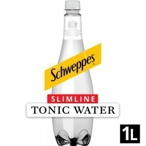 Schweppes Slimline Tonic Water 1L