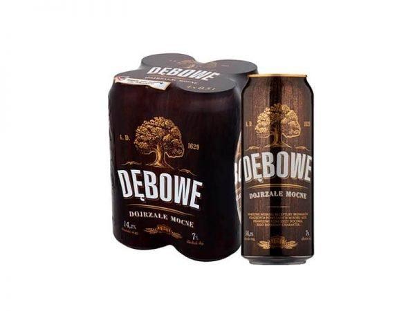 booze and u debowa polish beer