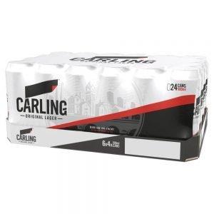 Carling Original Lager 24x 500ml