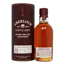 Aberlour 12 year old Scotch Whisky