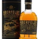 Aberfeldy 12 Year Old Scotch