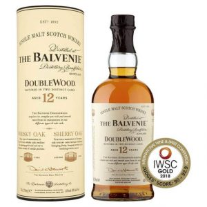 The Balvenie 12 Year Old Whisky