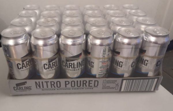 Carling Premier, 24 x 440ml cans