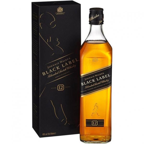 Johnnie Walker Black Label Single Malt Scotch Whisky