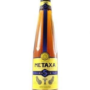 Metaxa Brandy 5 Star
