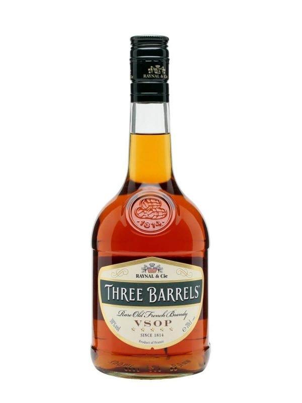 Three Barrels VSOP 70cl