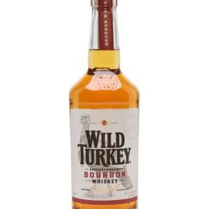 Wild Turkey Bourbon Whisky