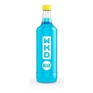 WKD Blue 4% 70cl