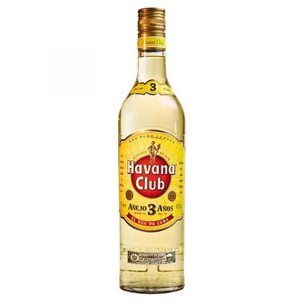 Havana Club 3 Cuban Rum