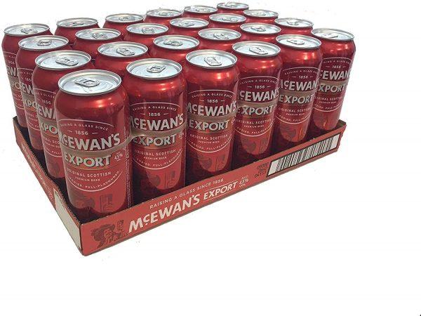McEwans Scottish Ale 24 x 440ml