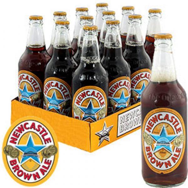 Newcastle Brown Ale 12x 500ml Bottles