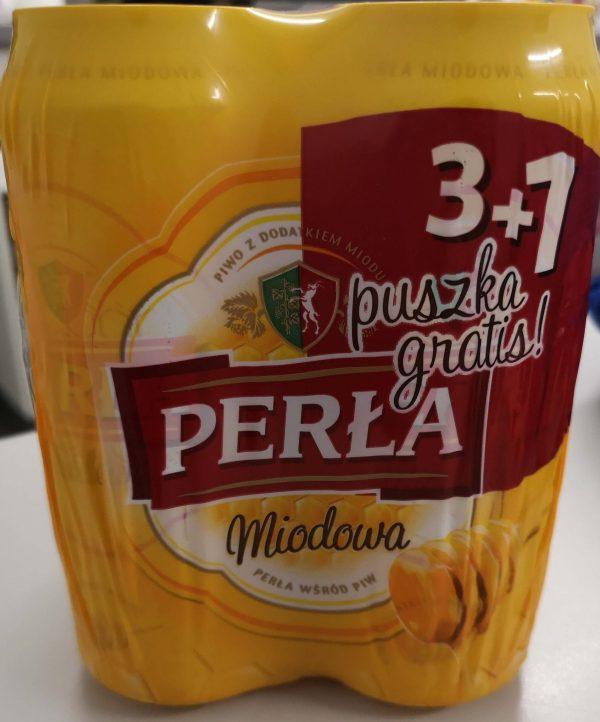 Perla Yellow Honey