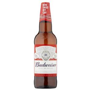 Budweiser 660ml Bottle