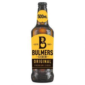 Bulmers Original 500ml Bottles