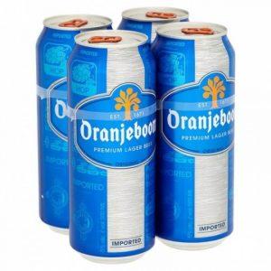 Oranjeboom 4 x 500ml cans
