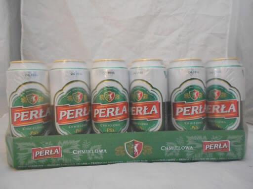 Perla Green 24 x 500ml cans