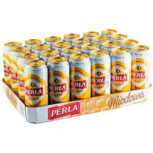 Perla Yellow (Honey) 24 x 500ml cans