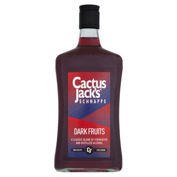 Cactus Jack's Dark Fruits Schnapps 70cl