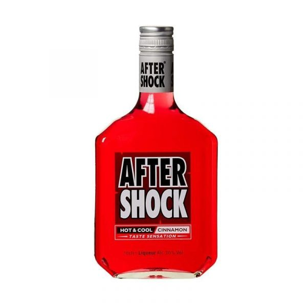 Aftershock Hot & Cold Cinnamon