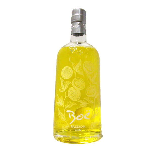 BOE Passion Scottish Gin 70cl
