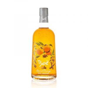 BOE Spiced Orange Scottish Gin 50cl